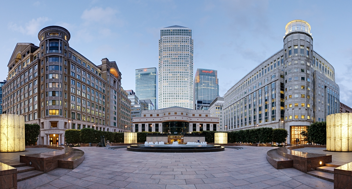 Man arrested in Canary wharf