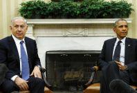 Benjamin Netanyahu & Barack Obama