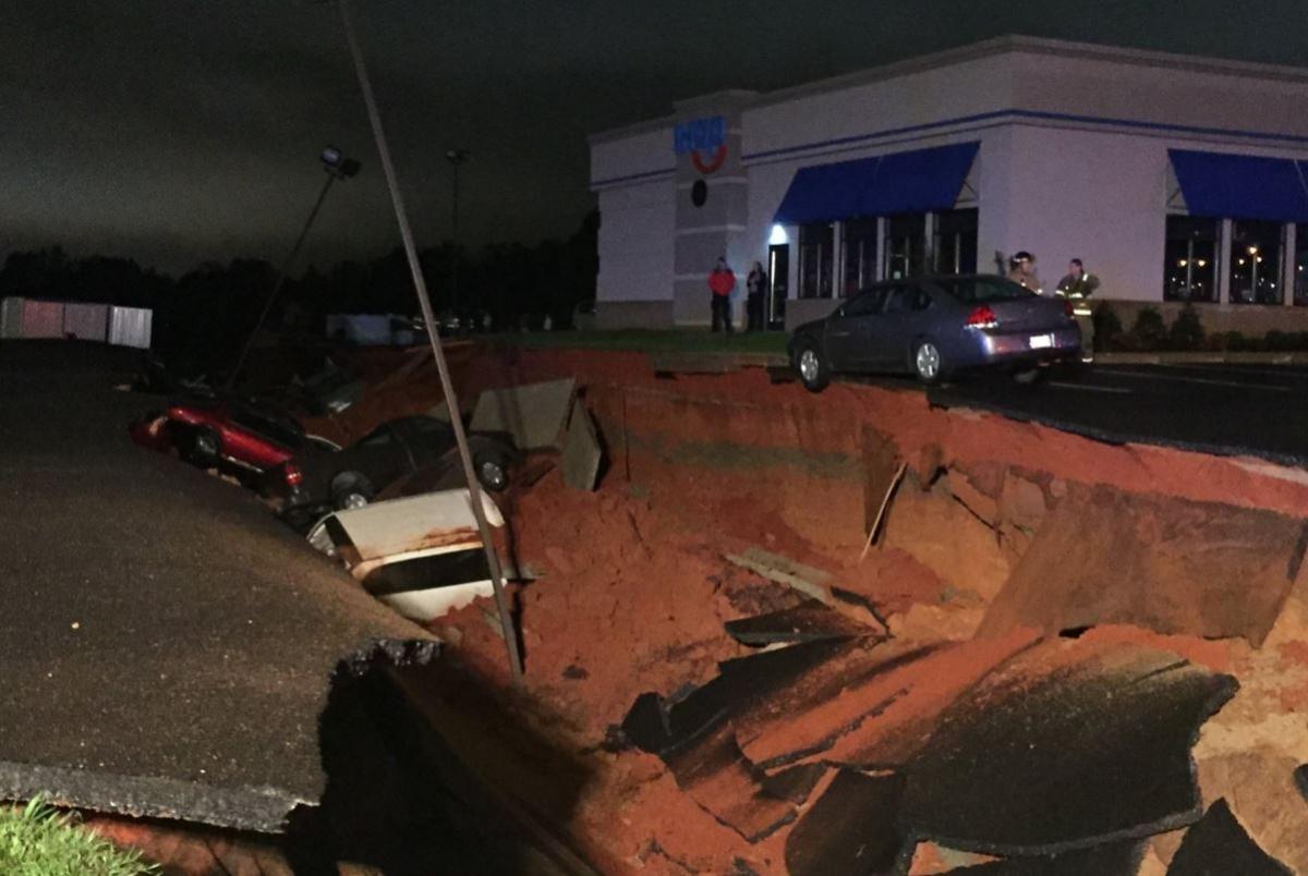 Sinkhole Mississippi