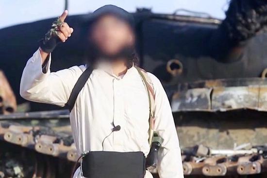 Abu Osama al-Masri, an Egyptian cleric and frontman of Sinai Province