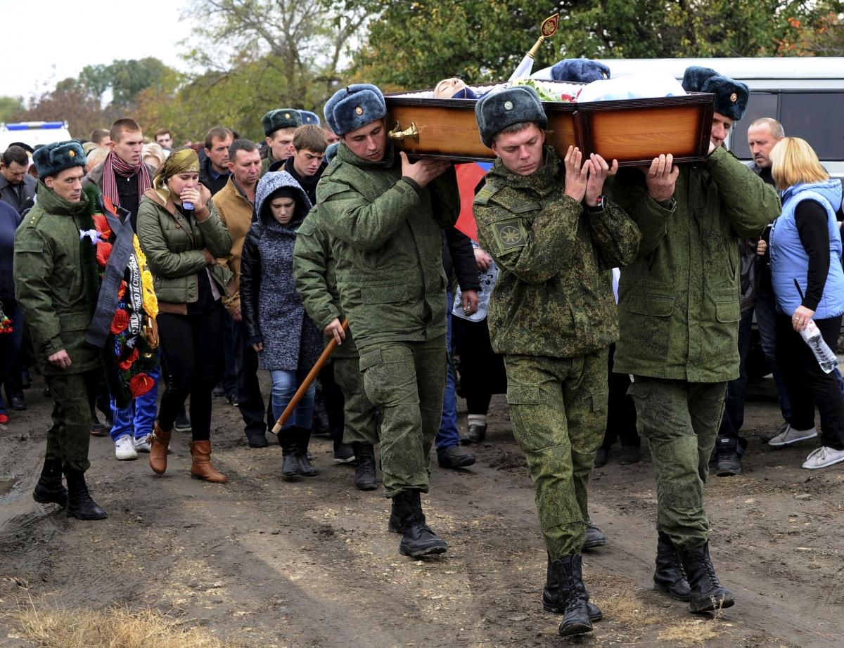 Russian serviceman dies in Syria