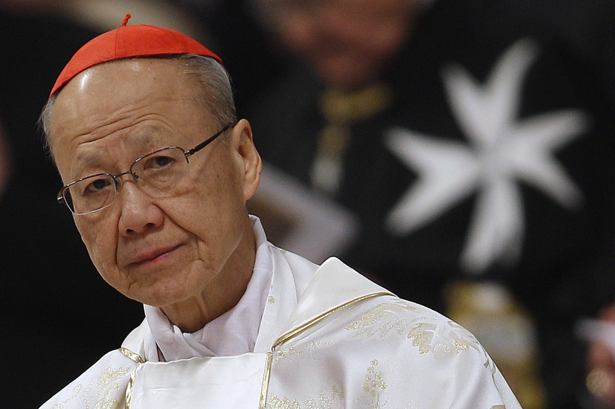 Cardinal John Tong Hon
