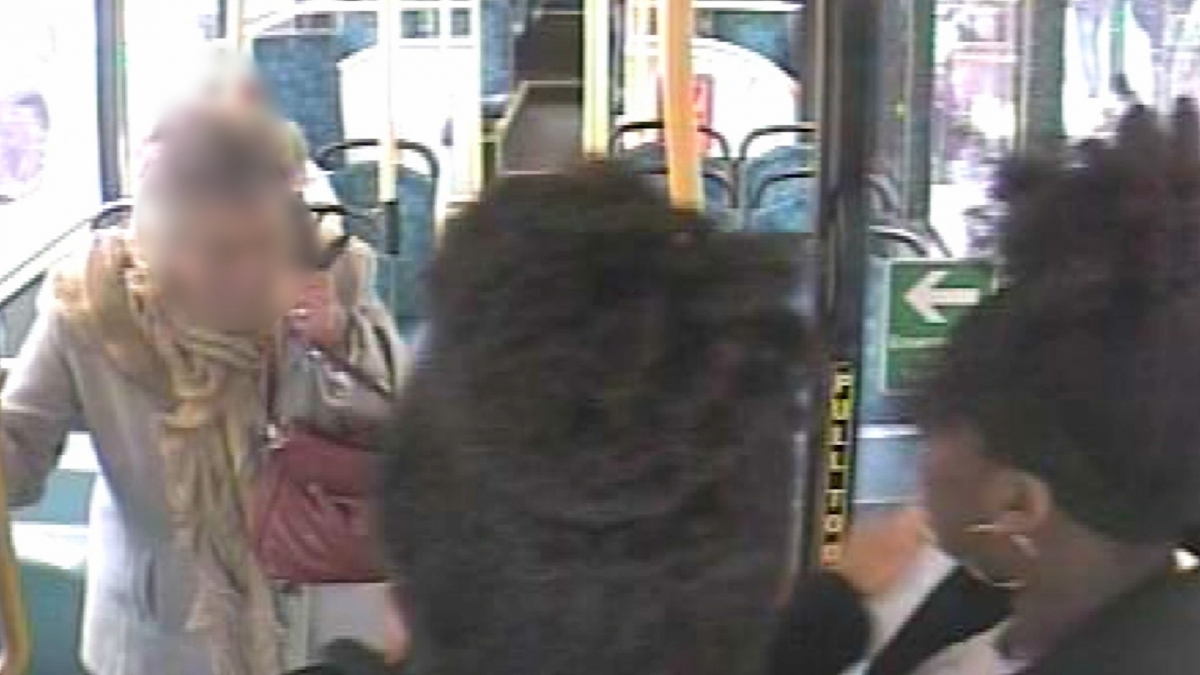 Croydon bus assault
