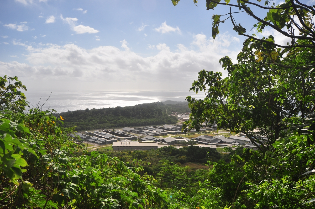 Christmas Island: Immigrant riots at refugee's death turn detention centre into 'warzone'