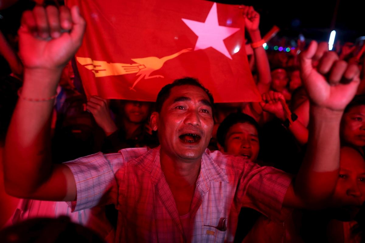 Myanmar NLD
