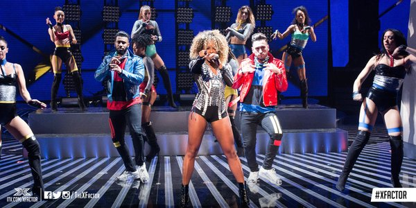 The X Factor 2015 Fleur East Leaves Simon Cowell Speechless With