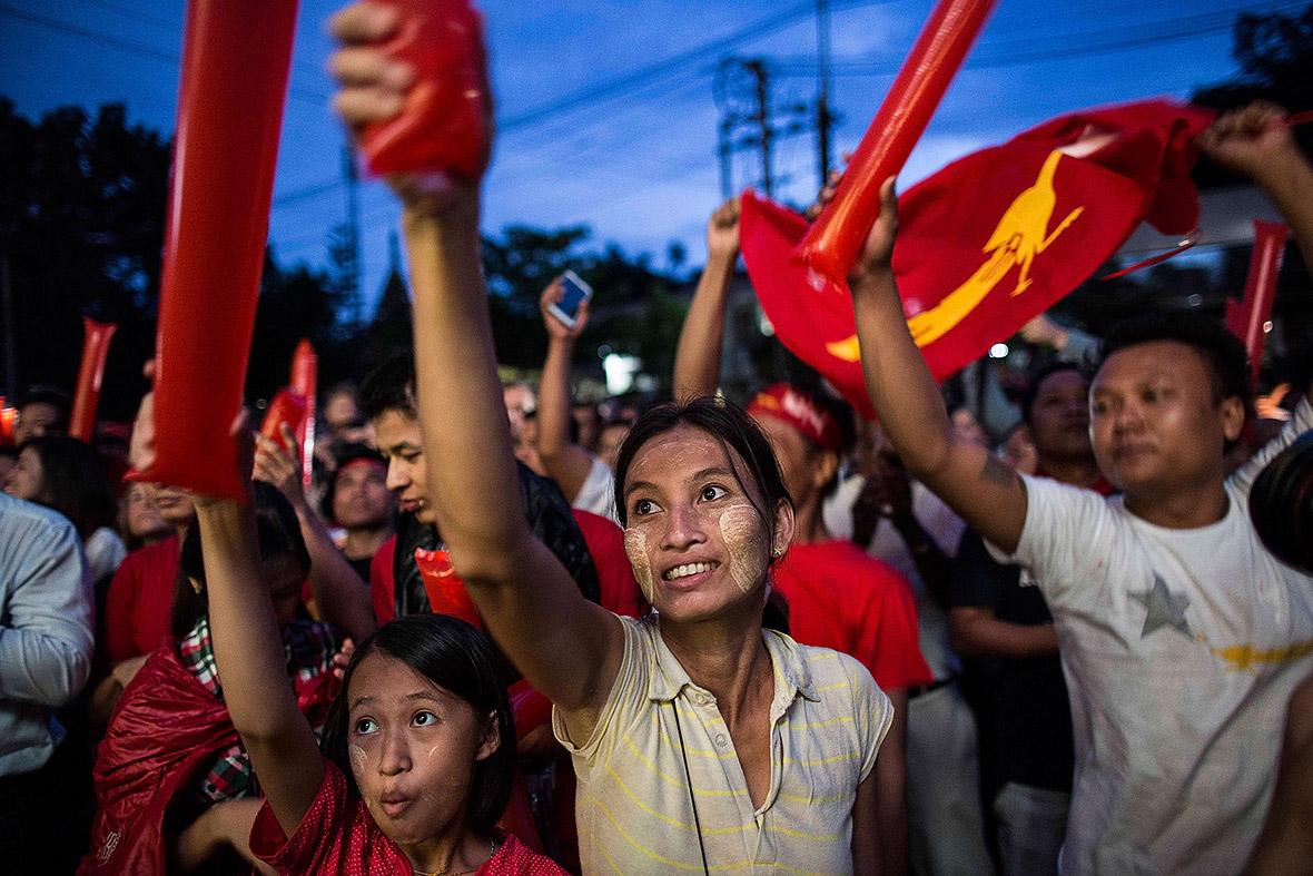 Myanmar elections