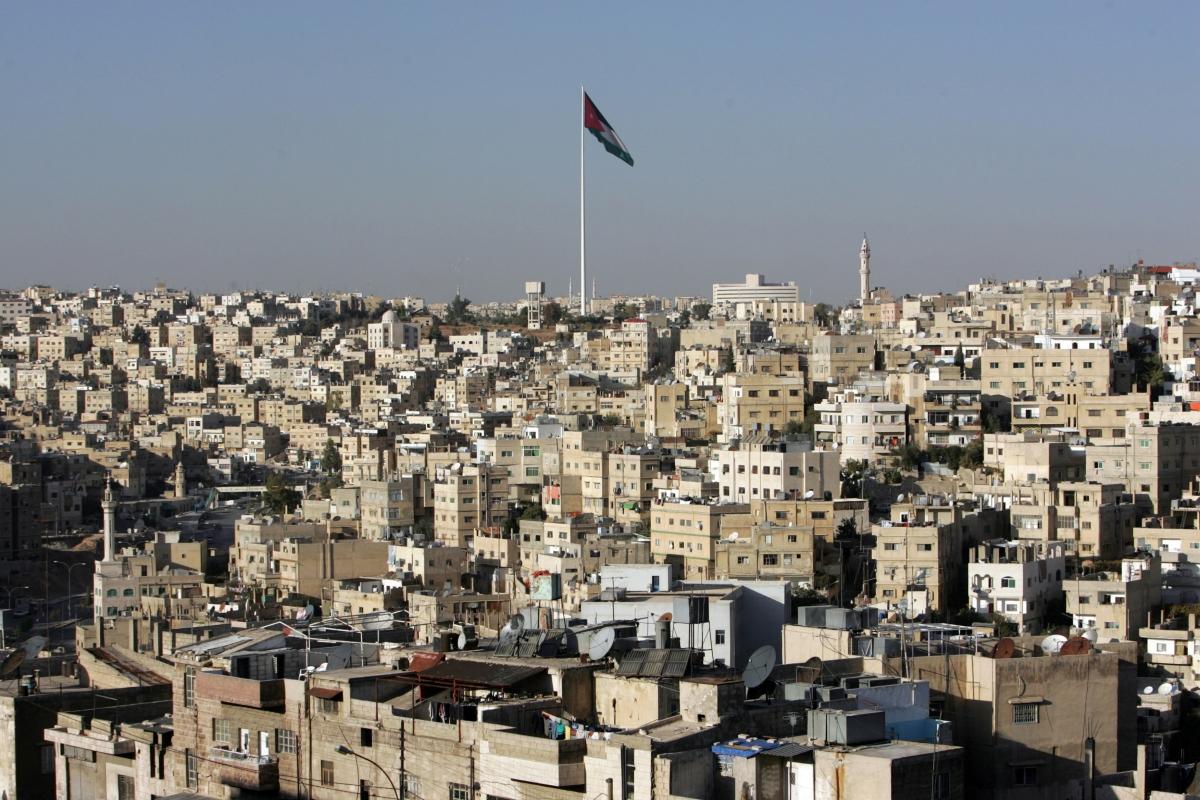 Amman Jordan attack