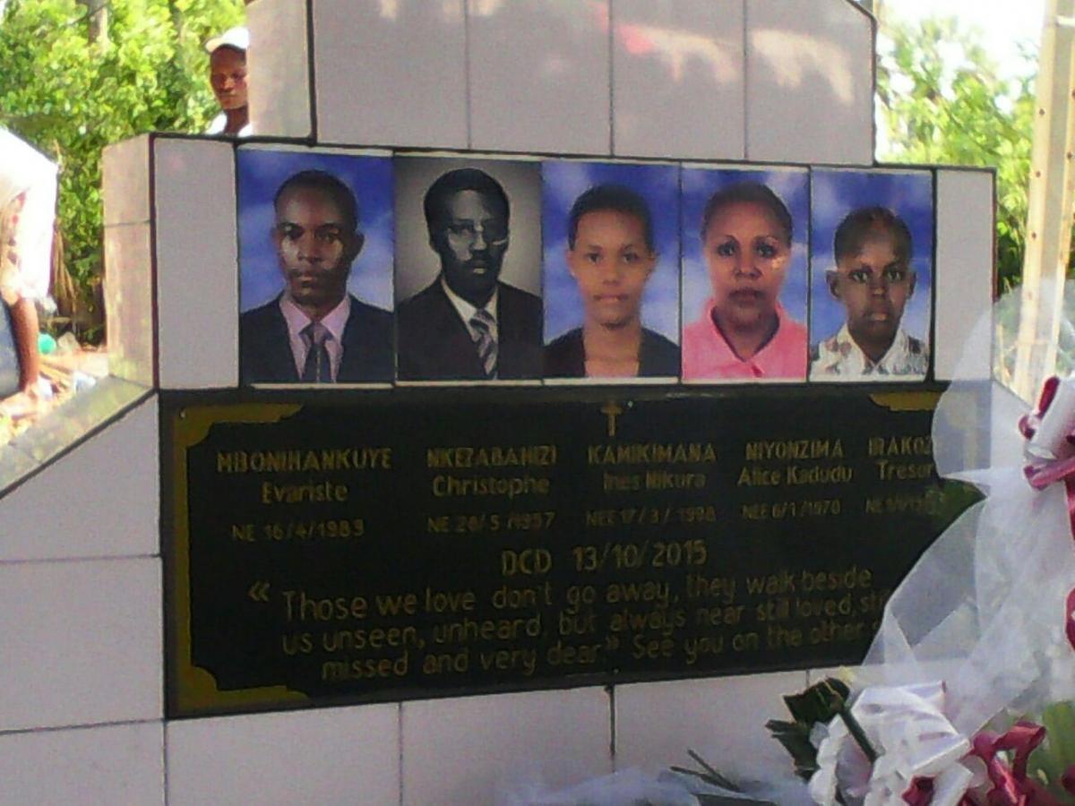 Burundi violence