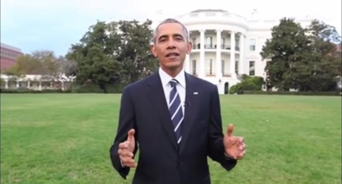 Barack Obama President Facebook