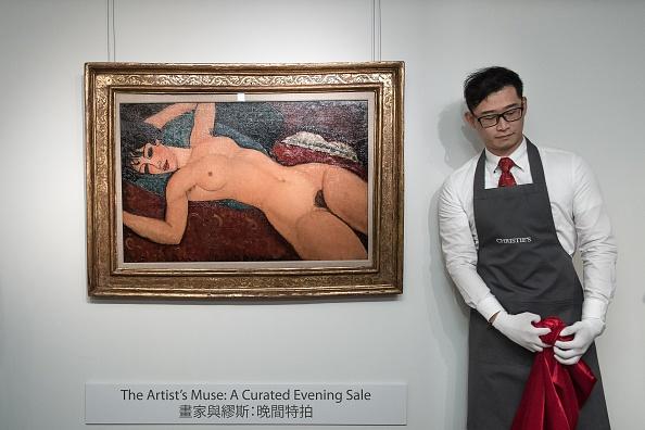 amedeo modiglani reclining nude painting jpg 1200x900