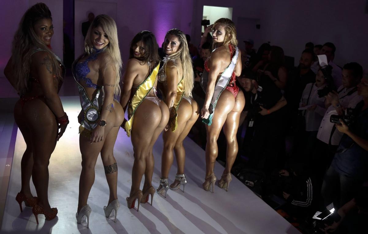 Miss Bumbum Brazil 2015
