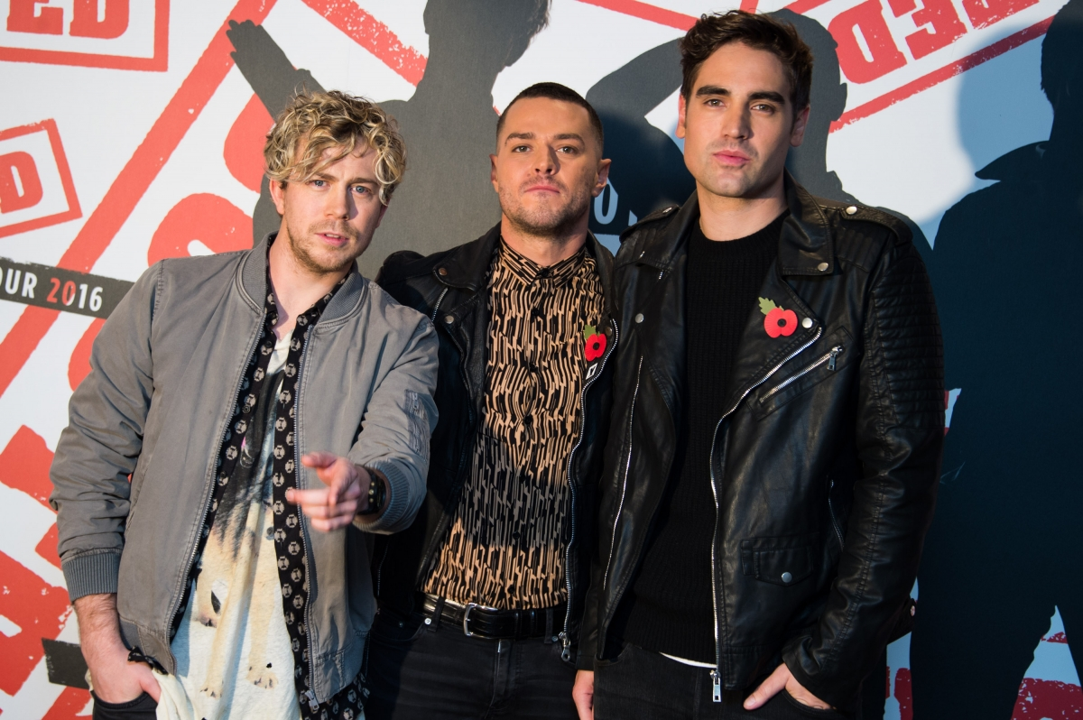 Busted reunion