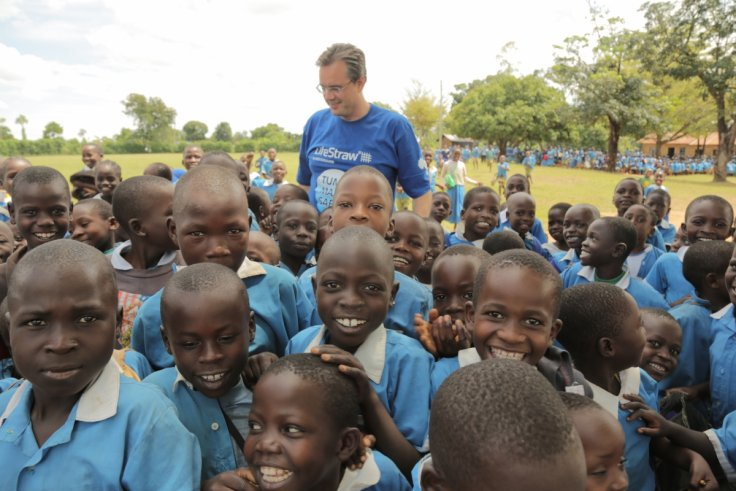 Vestergaard water campaigns in Kenya