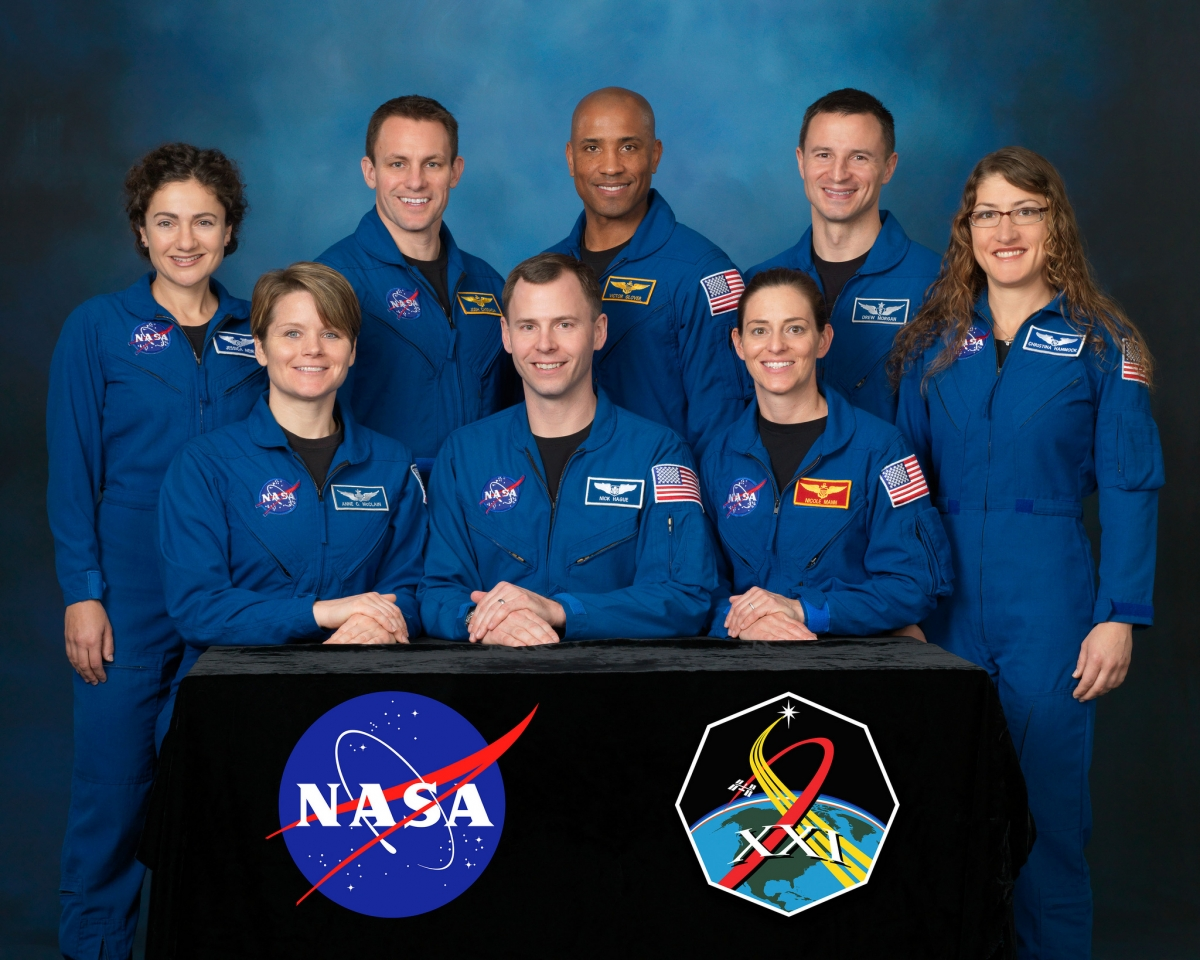 The Nasa Astronaut Candidates of 2013