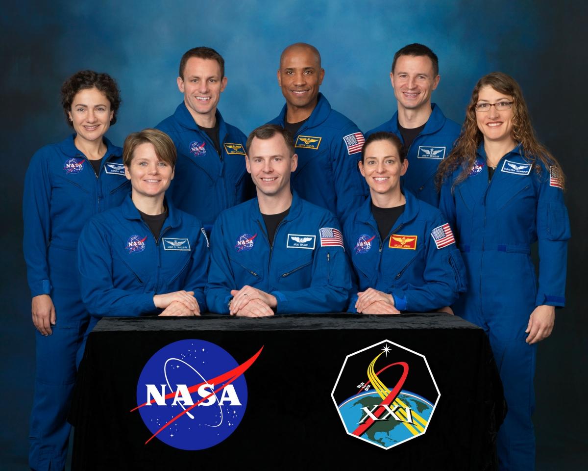How do you become an astronaut at Nasa?