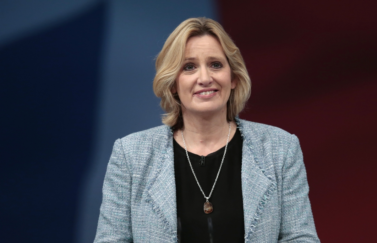 amber rudd energy secretary