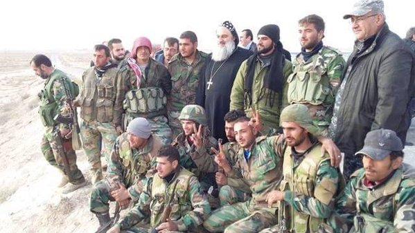 Syria Sadad Syriac Christian