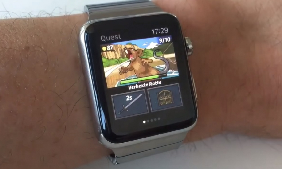 Best Apple Watch game RuneBlade