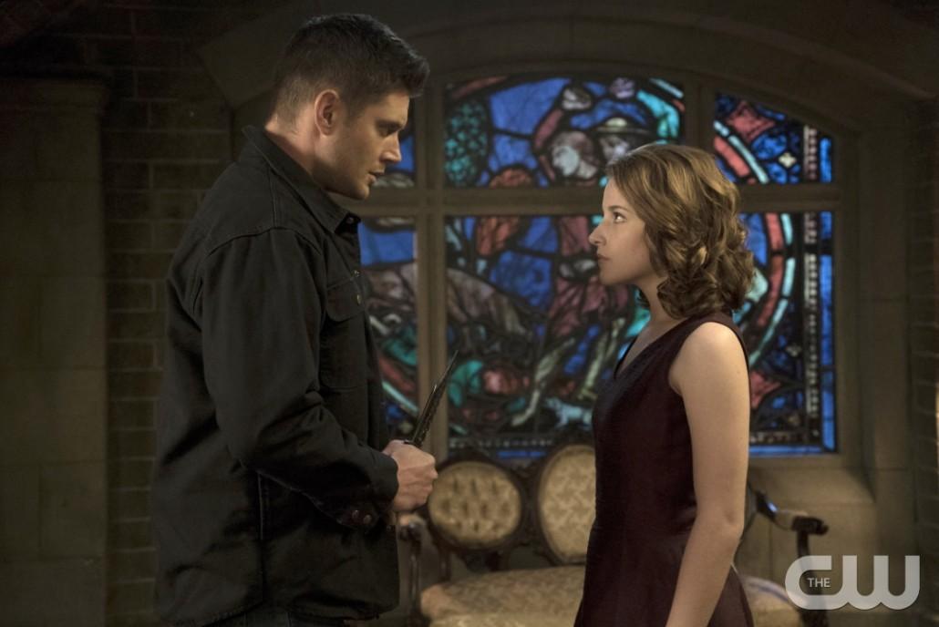 Supernatural season 11 episode 6