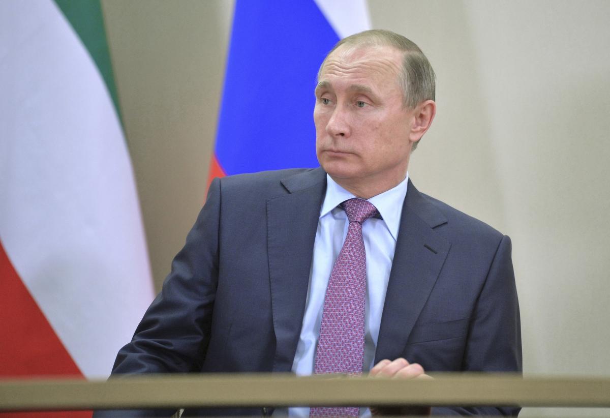 Putin's yonger daughter