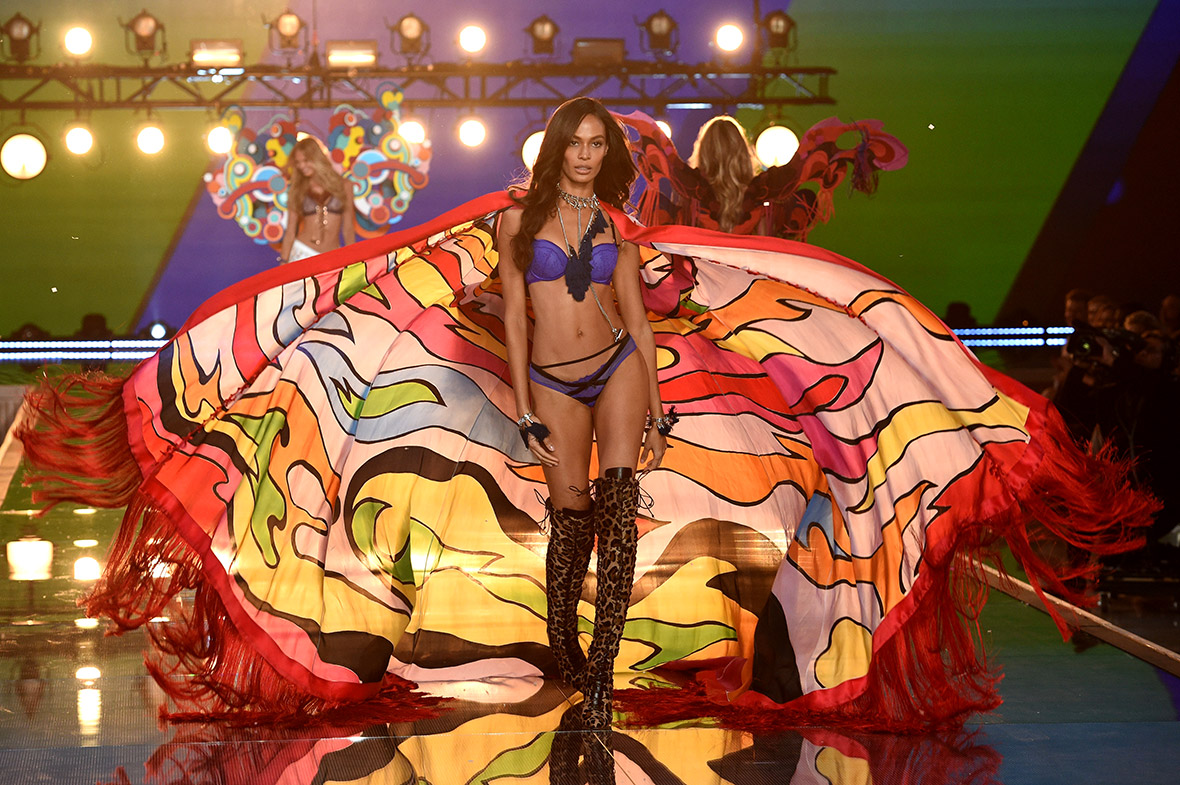 Victorias Secret fashion show 2015