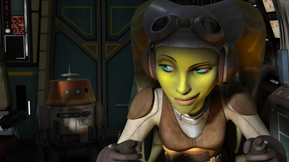 Star Wars Rebels season 2 episode 5