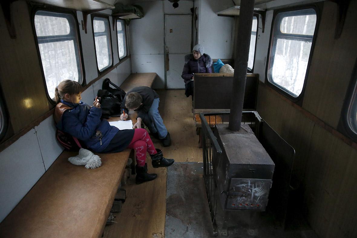 Russia railway