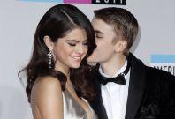 Justin Bieber and Selena Gomez