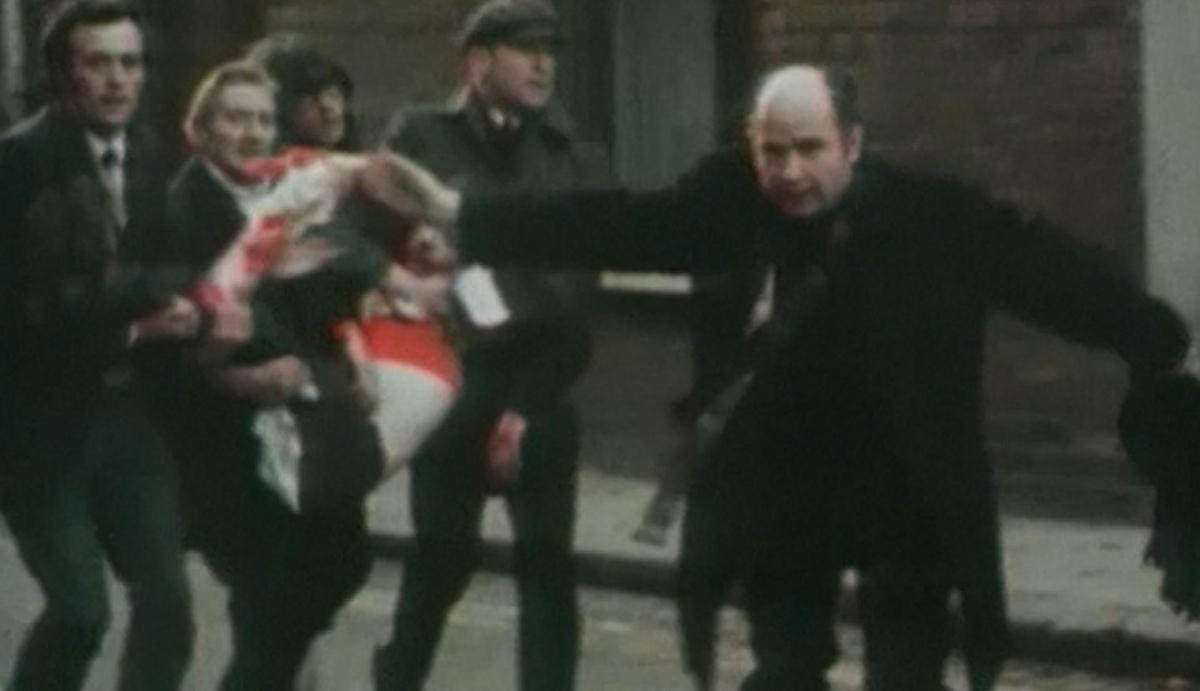 Bloody Sunday explained