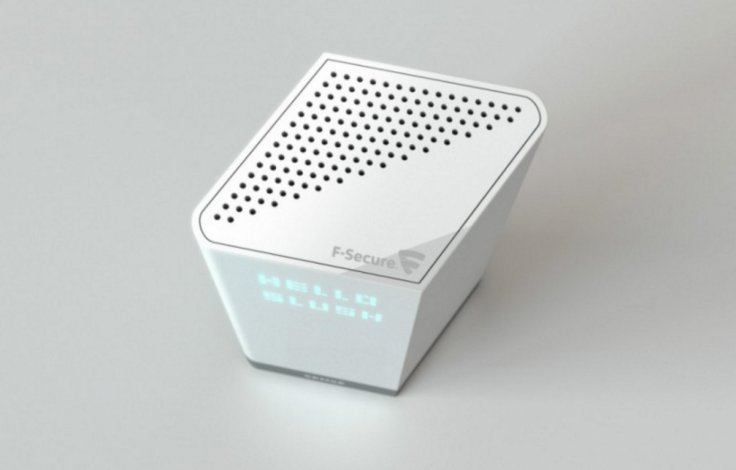 sense f-secure smart home security