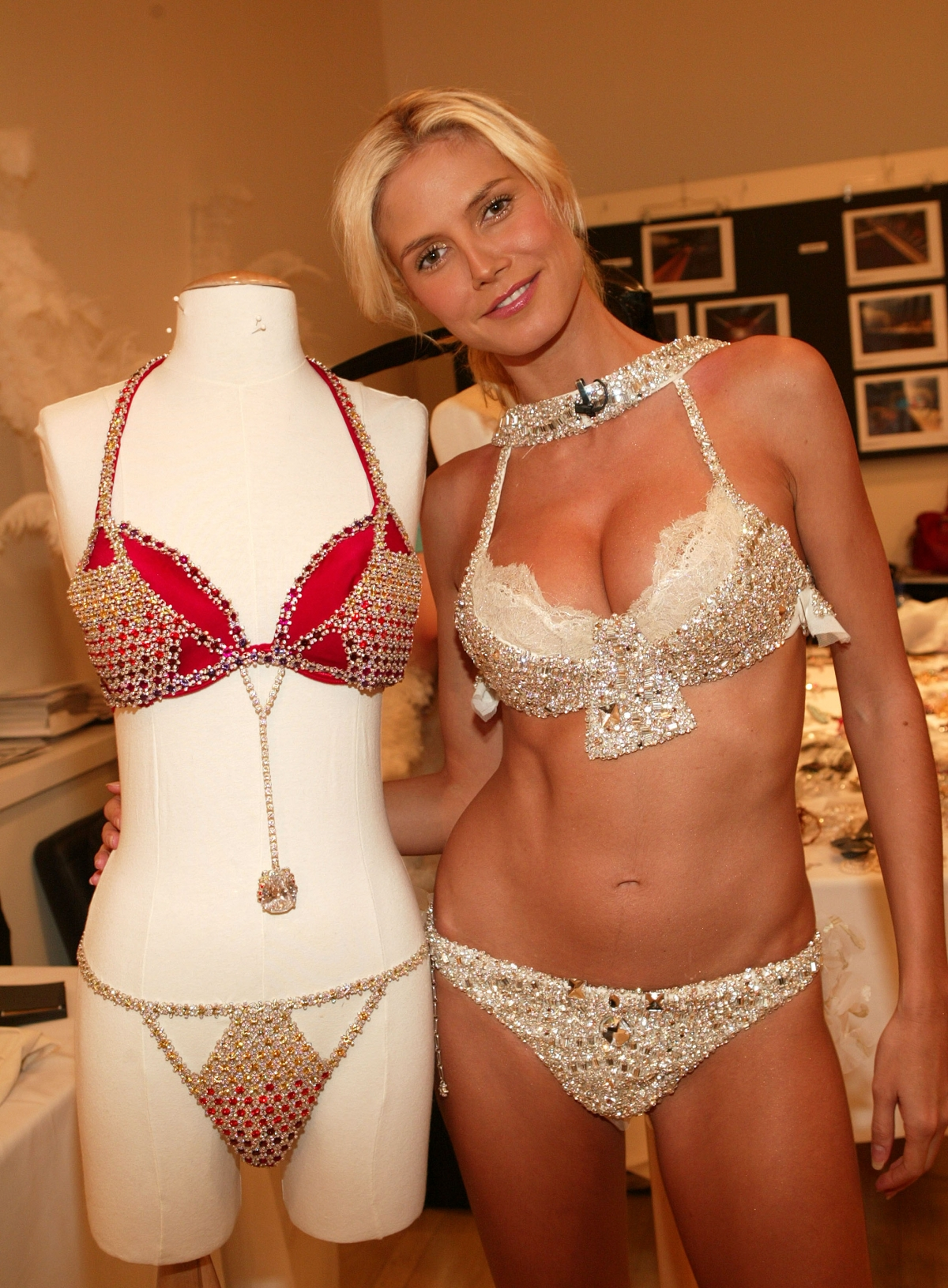 Victoria's Secret Fashion Show: Most expensive Fantasy Bras from ...