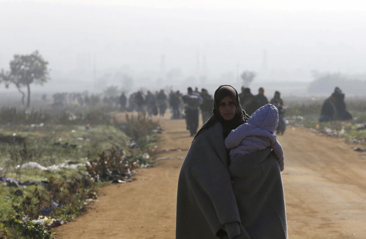 Bulgaria Serbia border refugee abuse