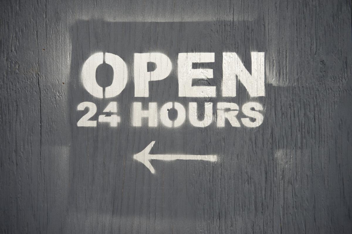 sunday trading hours