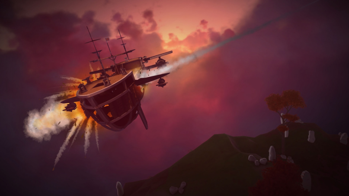 world's adrift improbable virtual reality