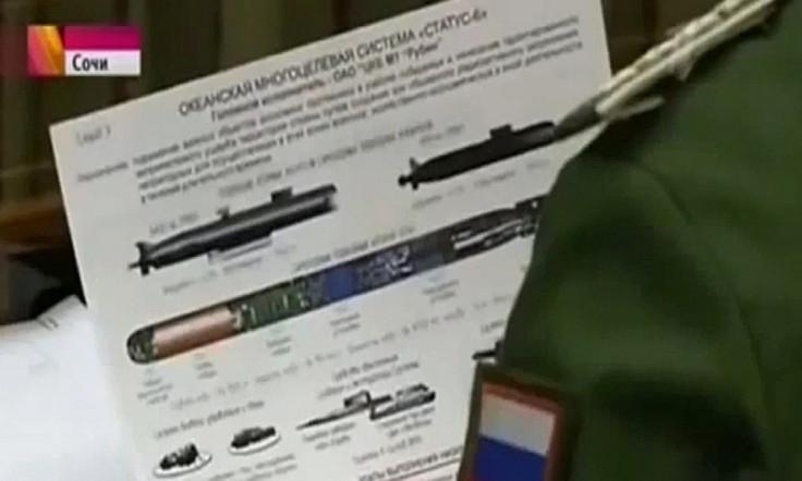 Russian nuclear torpedo plan