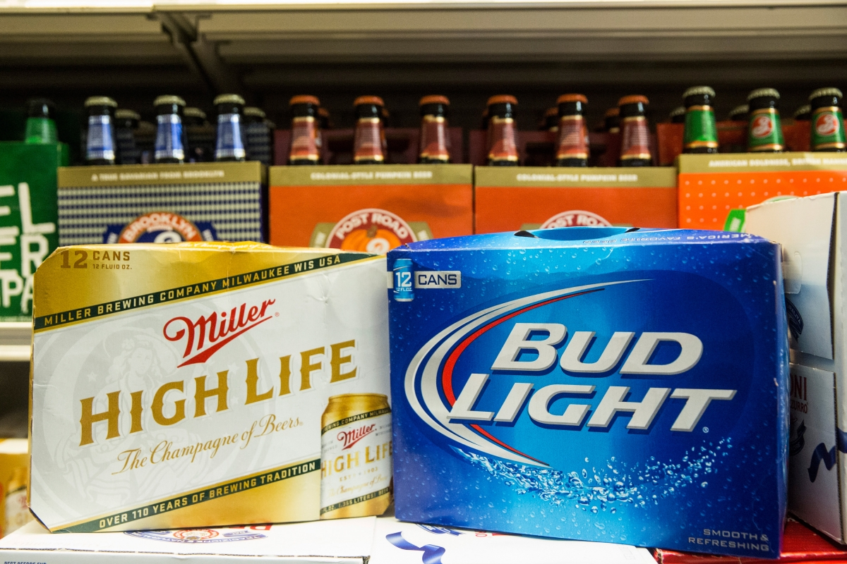 SABMiller and AB Inbev deal