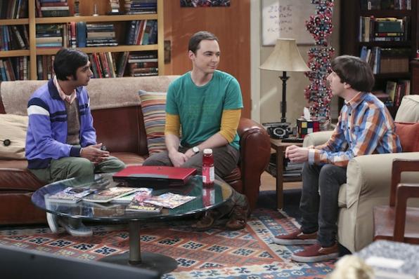 Big Bang Theory season 9 episode 8