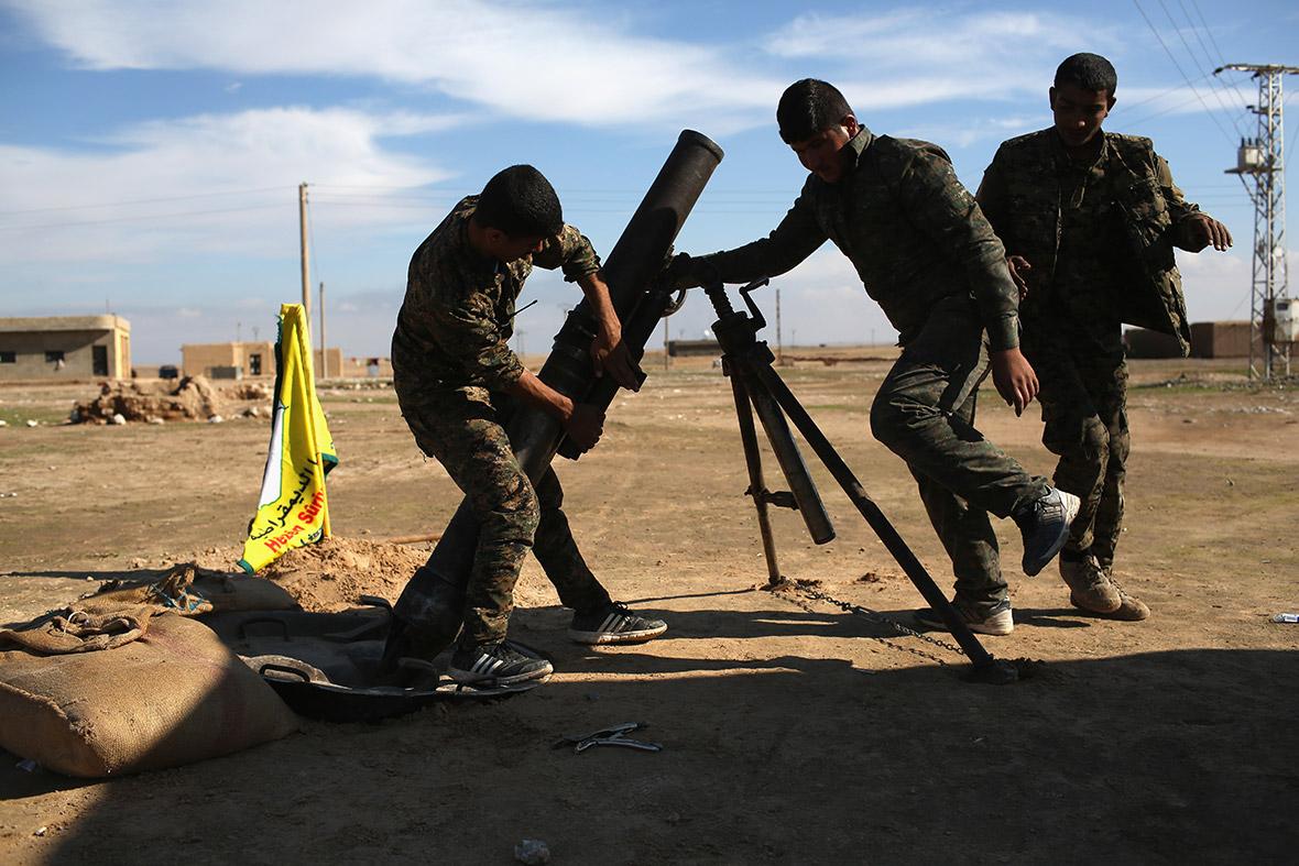 Kurdish Syria