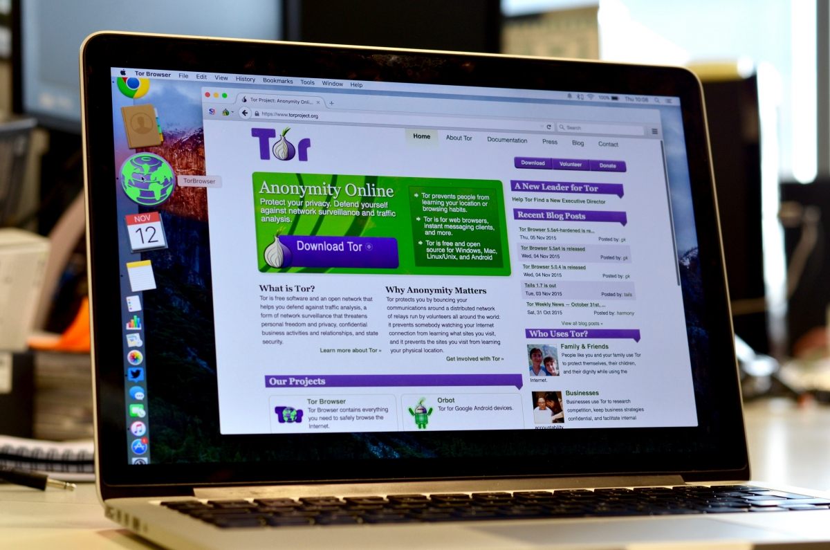 Tor web browser