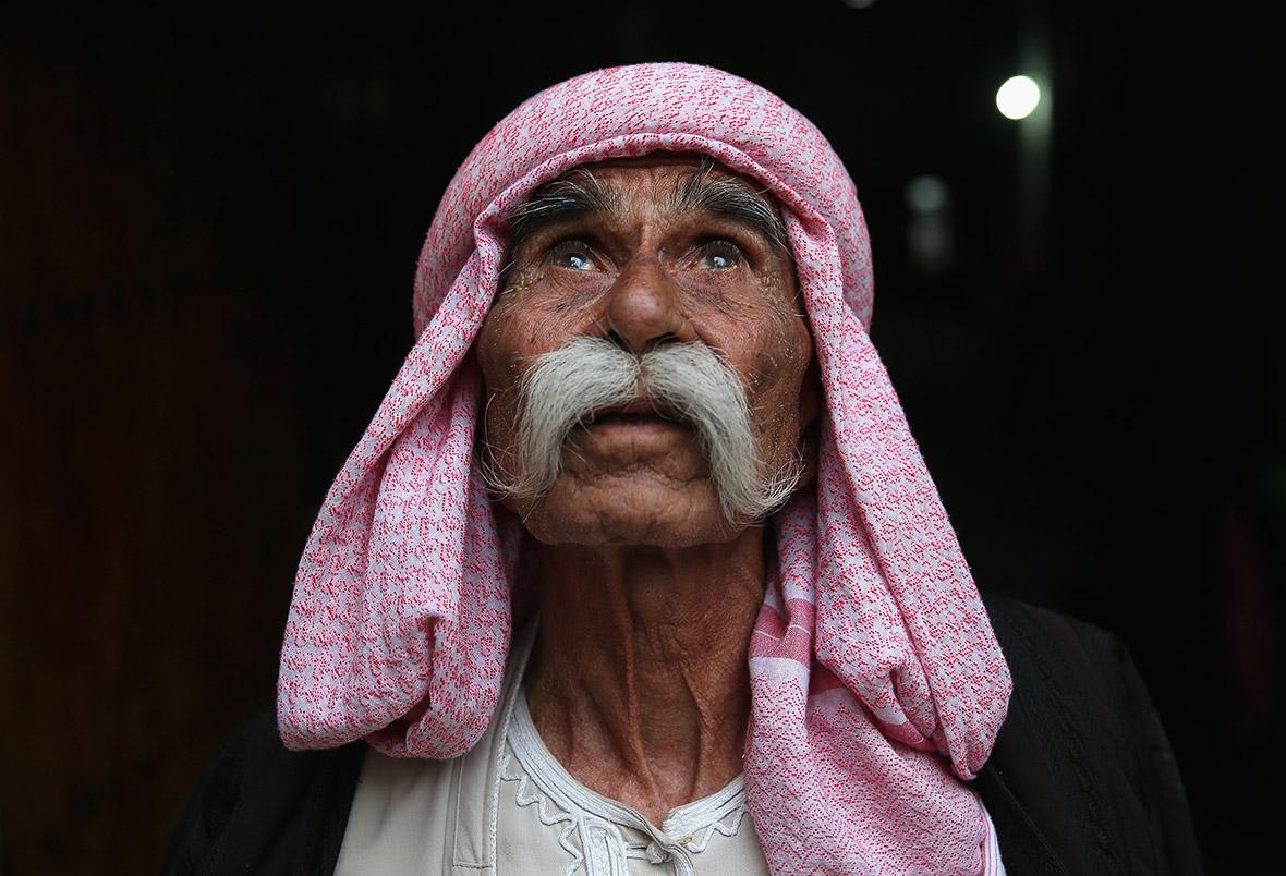 Yazidis Sinjar