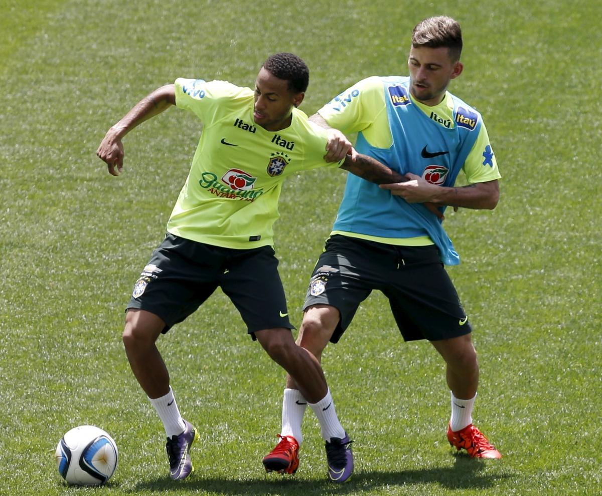 Neymar & Lucas Lima