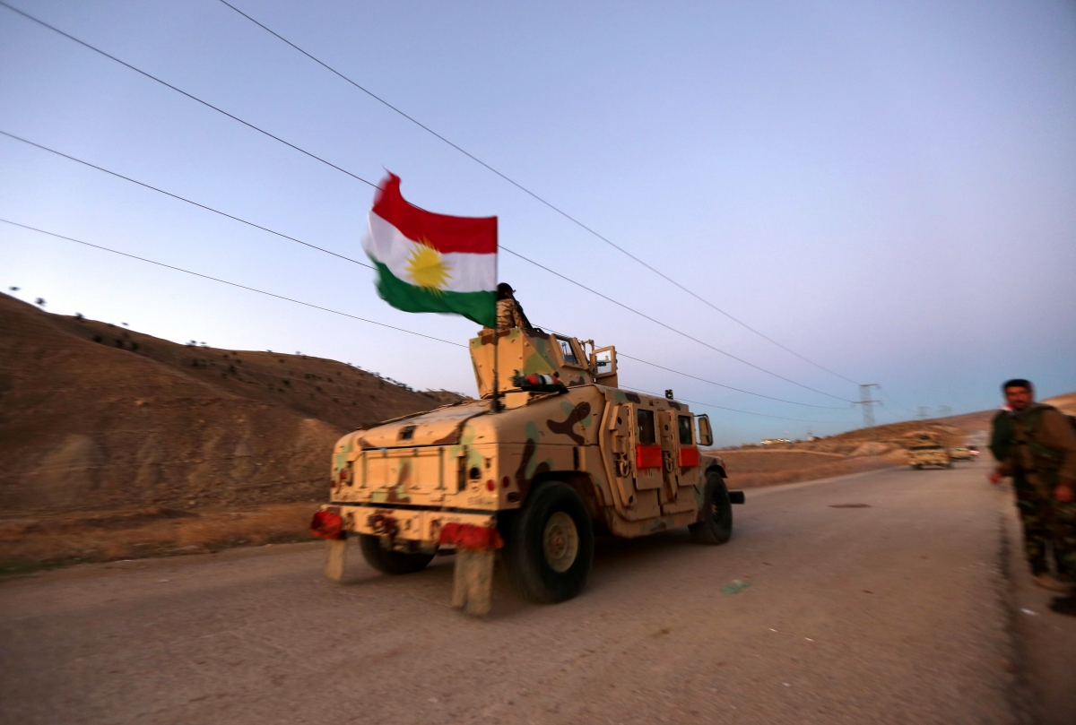 Operation Free Sinjar