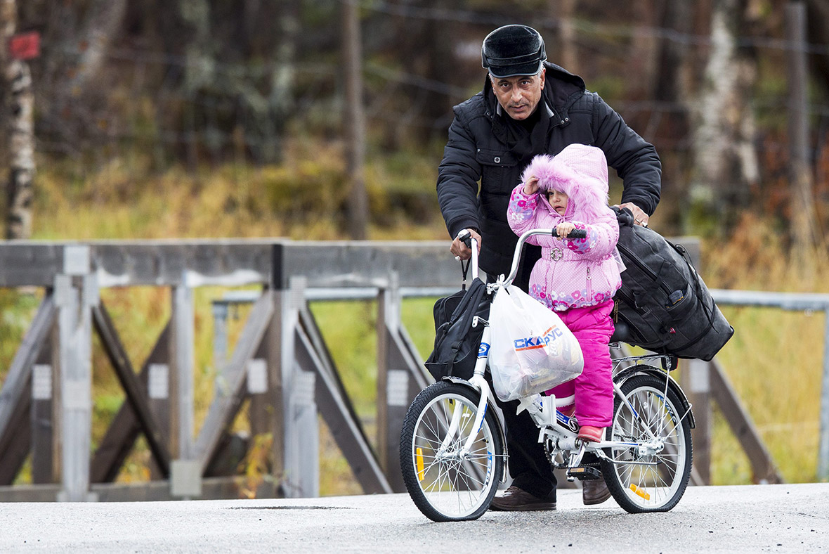 refugees Norway