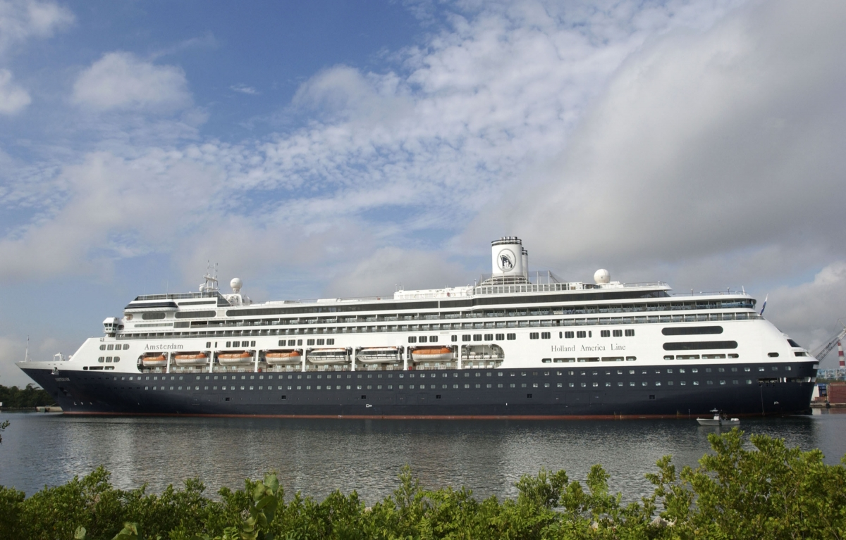 Holland America the Amsterdam
