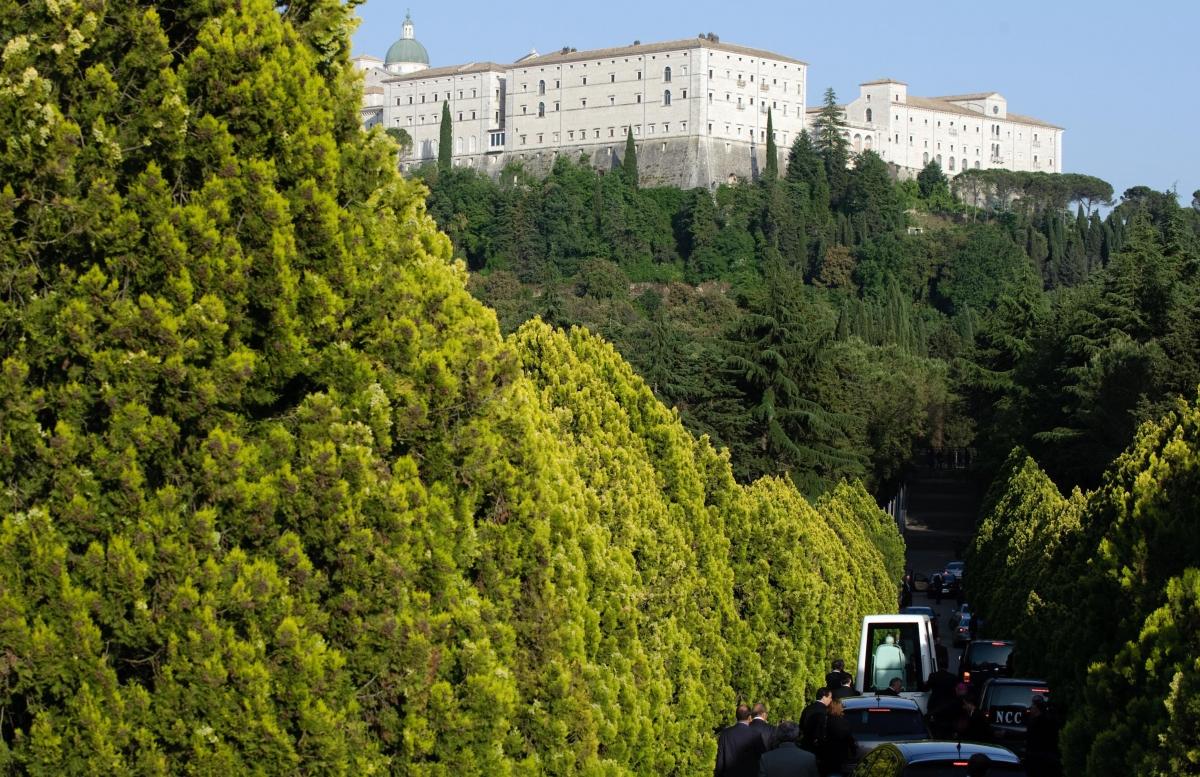 monastery of Montecassino Pietro Vittorelli