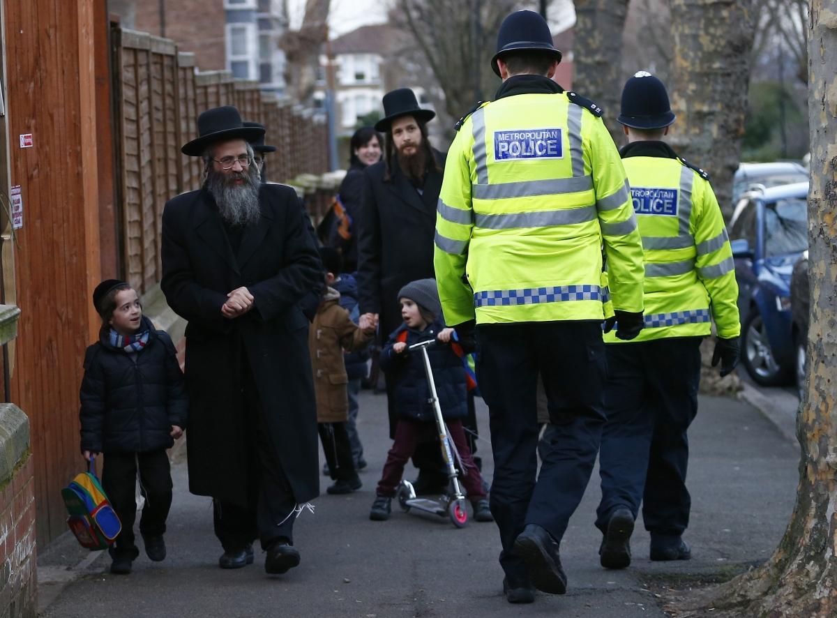 Israel Palestine British Jews