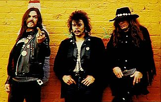 Motorhead heavy metal rock Lemmy