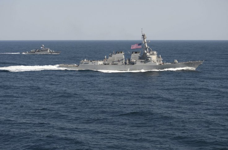 ROKS Sokcho & USS Lassen
