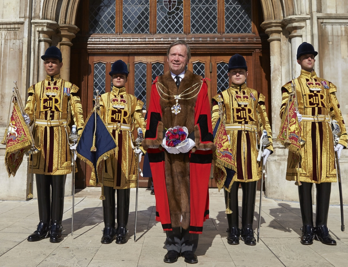 Lord Mayor's Show: 800th anniversary to demonstrate that ...